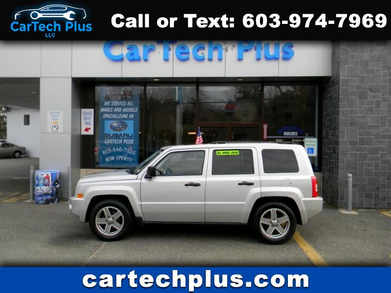 2008 Jeep Patriot 4WD SPORT MODEL GAS SIPPING SUV'S