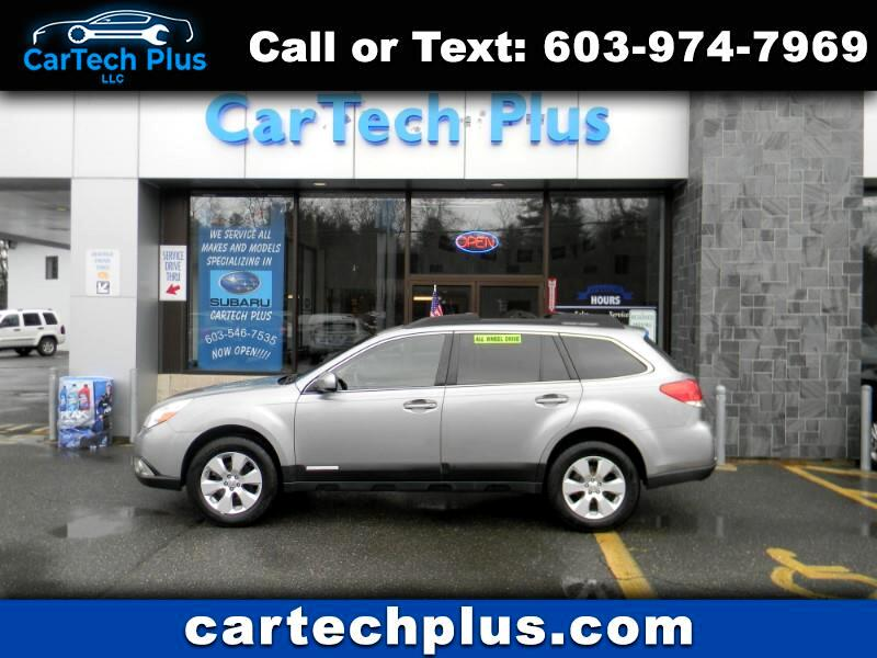 2011 Subaru Outback 2.5i LIMITED AWD WAGONS