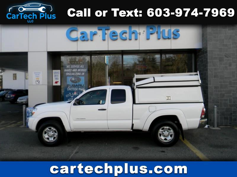 2011 Toyota Tacoma 4WD V6 ACCESS CAB MID-SIZE PICKUPS