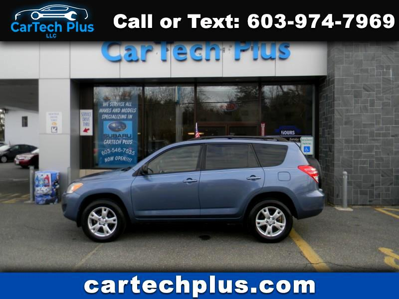 2012 Toyota RAV4 4WD 4 CYL. COMPACT SUV'S