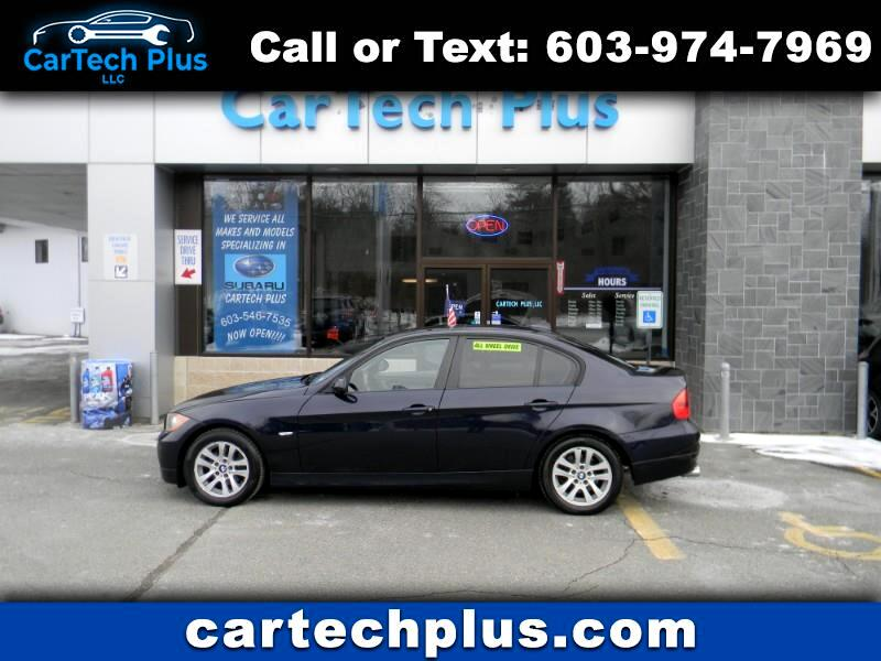 2007 BMW 3-Series 328xi AWD SPORTS SEDAN