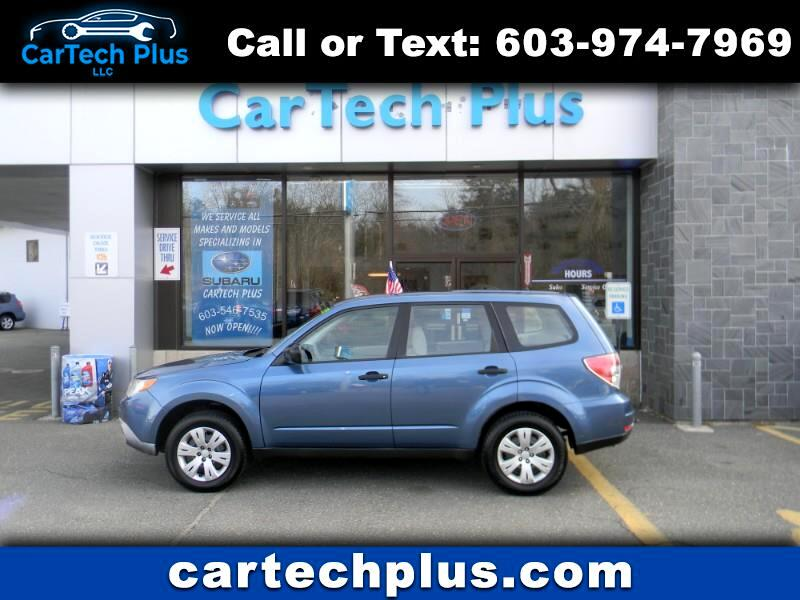 2009 Subaru Forester 2.5X  AWD GAS SIPPING WAGONS