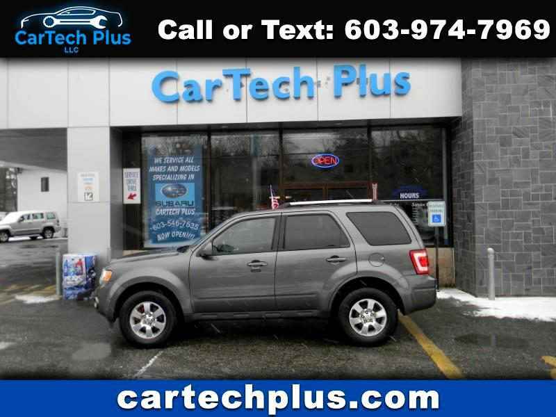 2011 Ford Escape LIMITED 4WD GAS FRIENDLY SUV'S