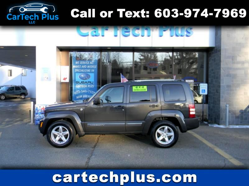 2011 Jeep Liberty LIMITED 4WD MID-SIZE SUV'S