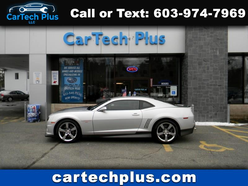 2010 Chevrolet Camaro 2SS COUPS SPORTS CAR