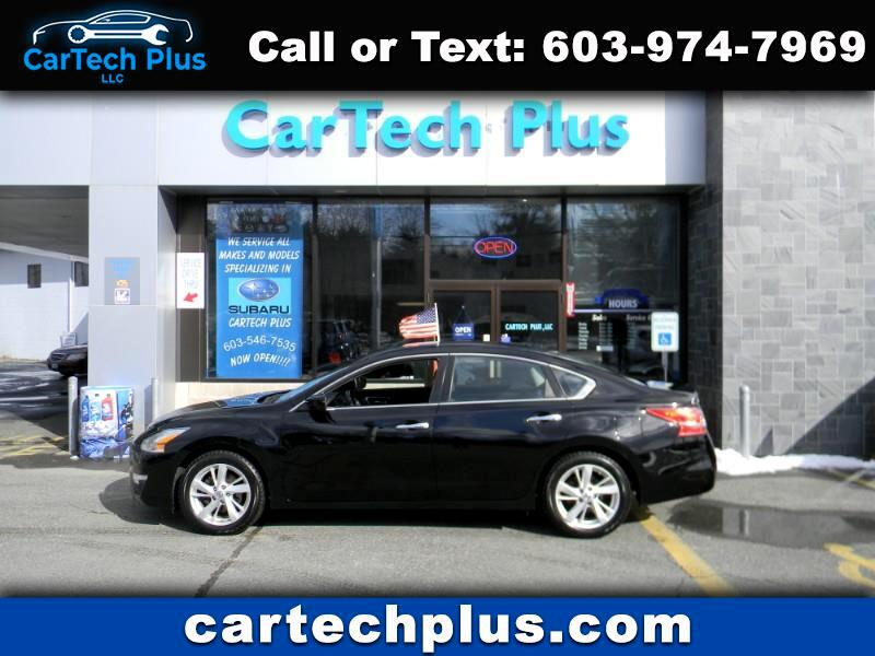2013 Nissan Altima 2.5 SV MID-SIZE GAS SIPPING SEDAN