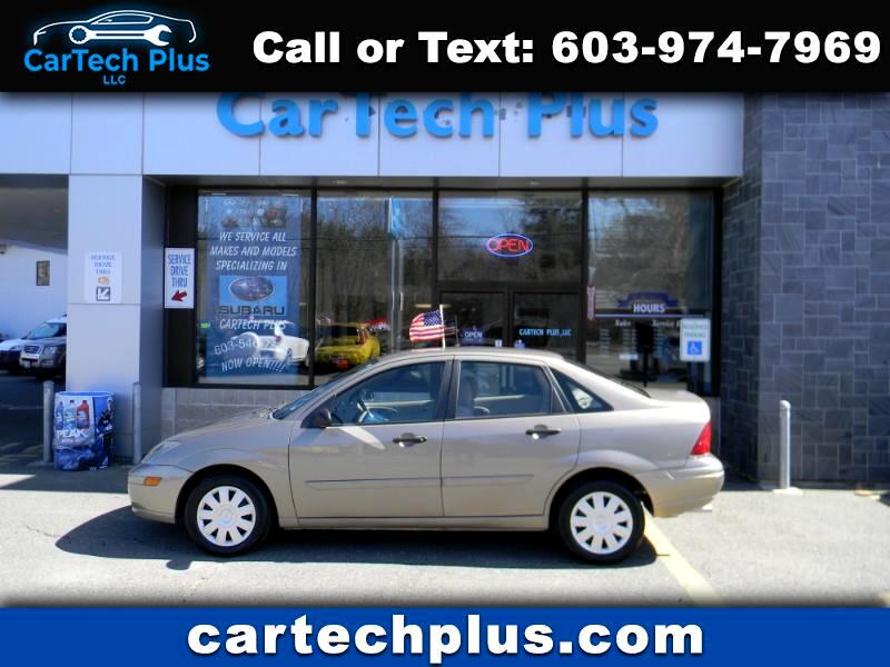 2004 Ford Focus 4DR SE COMFORT COMPACT SEDAN