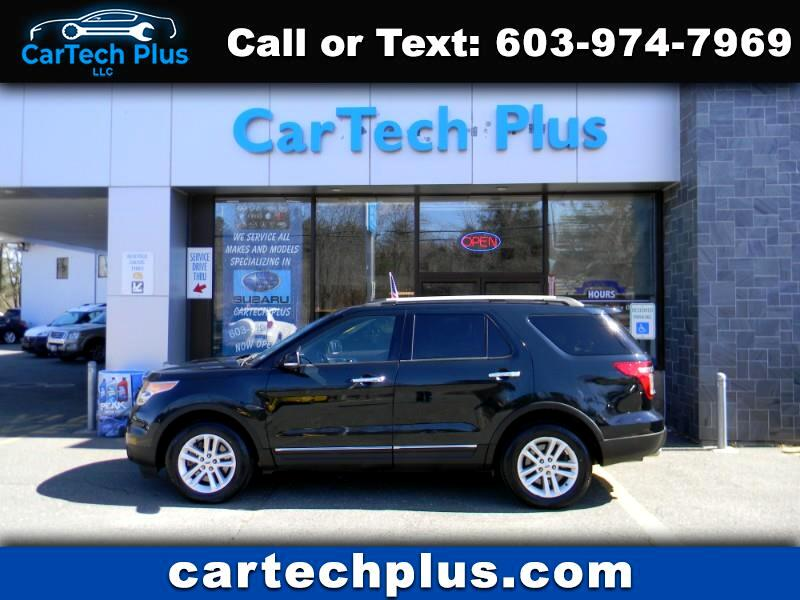 2014 Ford Explorer 4WD 7-PASSENGER MID-SIZE SUV
