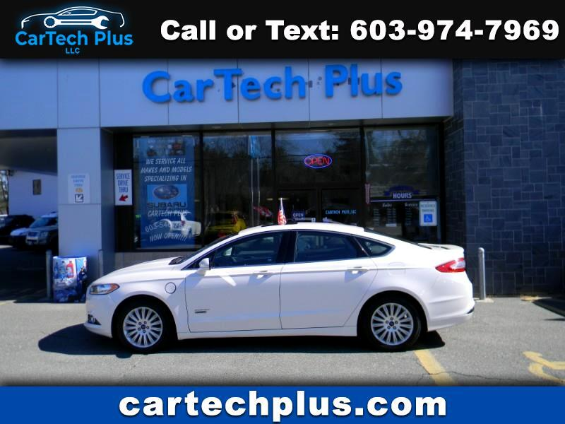 2014 Ford Fusion Energi TITANIUM EDITION WITH DRIVER ASST. PKG.