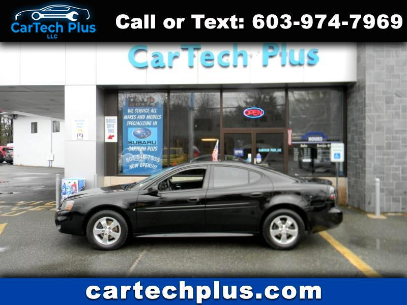 2008 Pontiac Grand Prix 4DR SEDAN