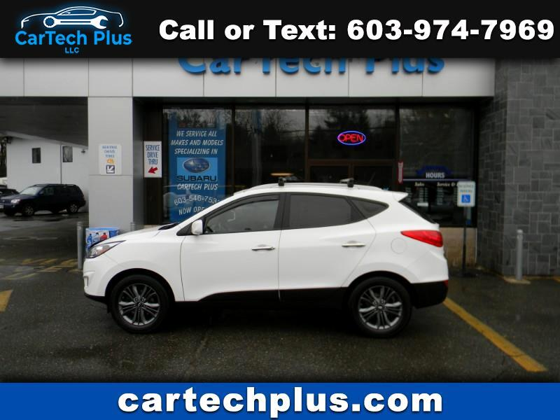 2015 Hyundai Tucson LIMITED AWD MID SIZE SUV