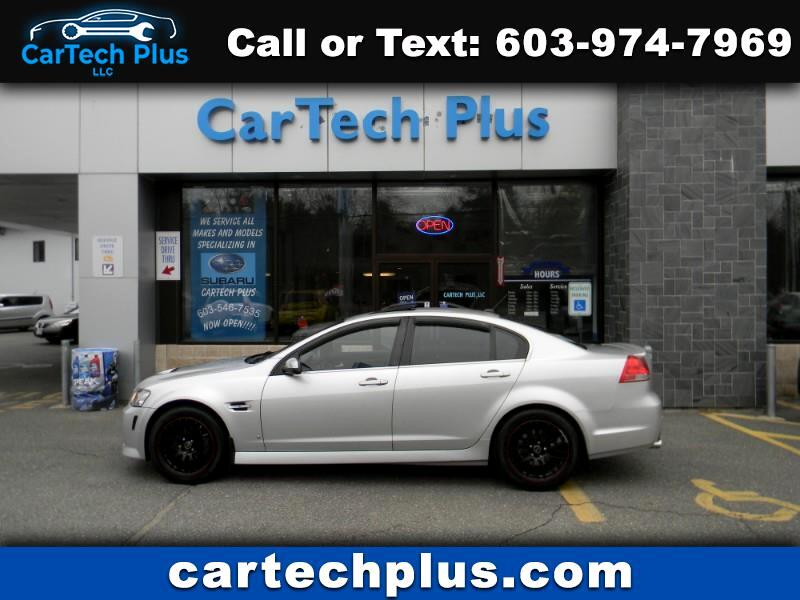 2009 Pontiac G8 HARD TO FIND AND FUN TO DRIVE SEDAN