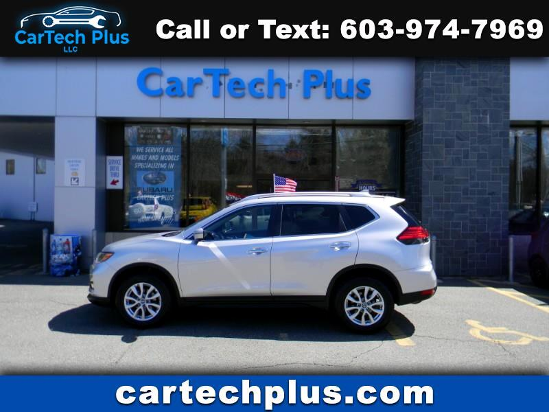 2017 Nissan Rogue SV AWD GAS SIPPING SUV