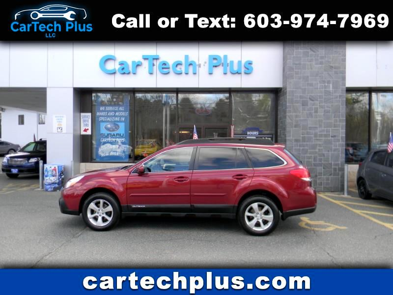 2013 Subaru Outback 2.5i LIMITED AWD WAGON