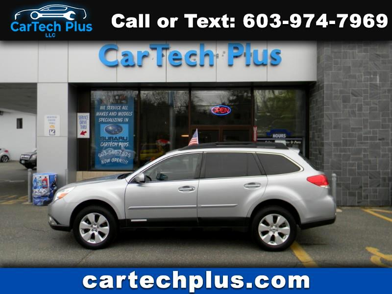 2012 Subaru Outback 2.5i LIMITED AWD WAGON
