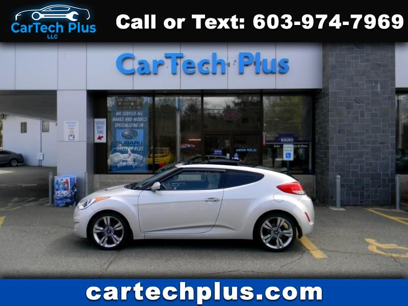 2012 Hyundai Veloster 3DR GAS SIPPING COUPE