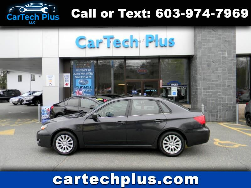 2010 Subaru Impreza 2.5i PREMIUM W/ ALL WEATHER PKG.