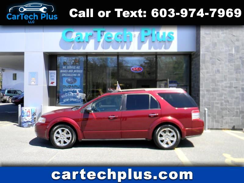 2008 Ford Taurus X LIMITED AWD 6 PASSENGER UTILITY VEHICLE