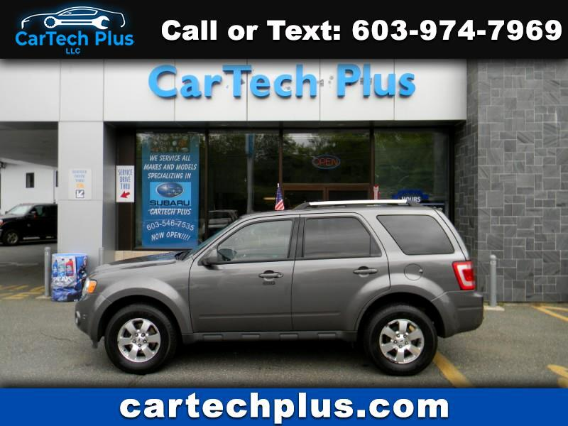 2012 Ford Escape LIMITED 4WD 3.0L V6 UTILITY