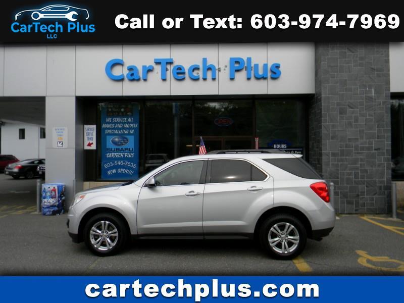 2011 Chevrolet Equinox 1LT AWD 2.4L 4 CYL. MID SIZE SUV