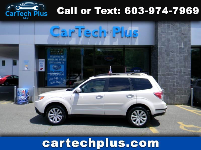 2013 Subaru Forester 2.5X LIMITED AWD WAGON