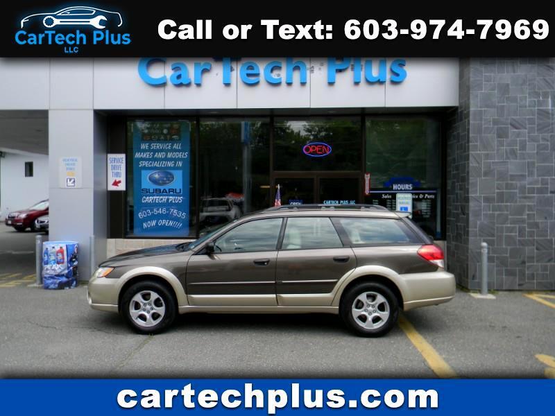 2008 Subaru Outback 2.5L 4 CYL. AWD WAGON