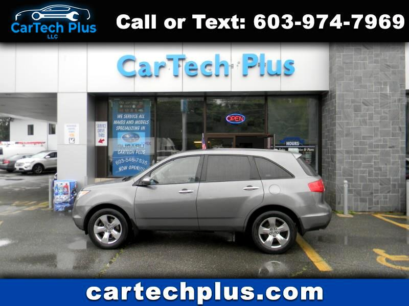2009 Acura MDX 4WD UTILITY WITH TECHNOLOGY PKG.