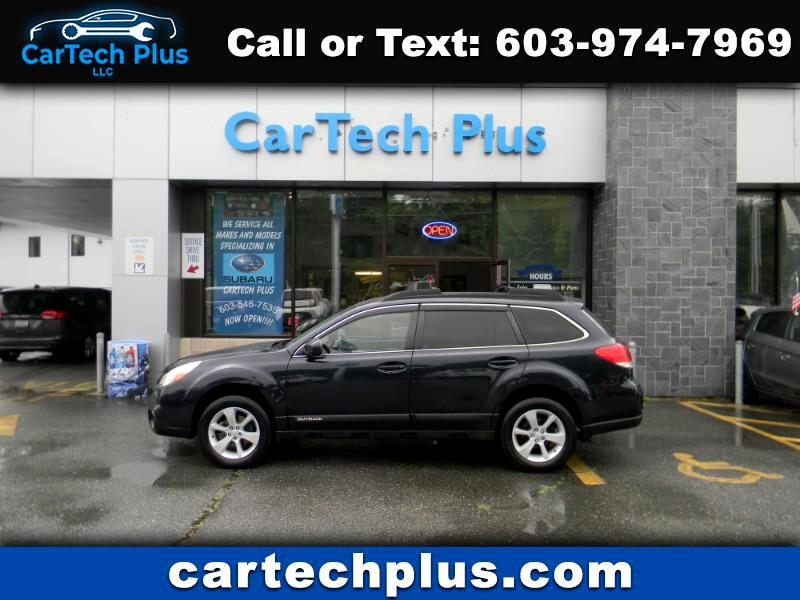 2013 Subaru Outback 2.5i PREMIUM AWD WAGON WITH ALL WEATHER PKG.