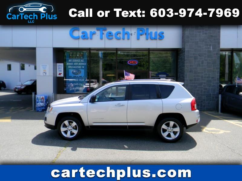 2011 Jeep Compass 4WD SPORT MODEL GAS SIPPING SUV