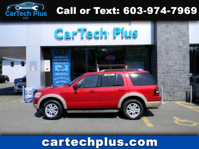 2010 Ford Explorer EDDIE BAUER 4.0L 4WD 7 PASSENGER SUV