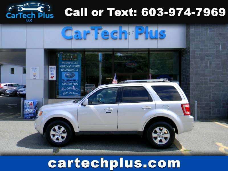 2010 Ford Escape LIMITED AWD 3.0L V6 SUV