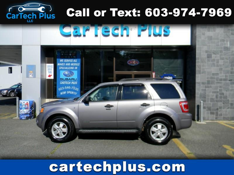 2008 Ford Escape XLT 4WD MID SIZE 6 CYL. SUV