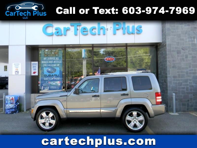2012 Jeep Liberty LIMITED JET 4WD 6 CYL. SUV