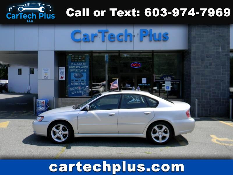 2006 Subaru Legacy 2.5i AWD LIMITED 4 CYL. SEDAN