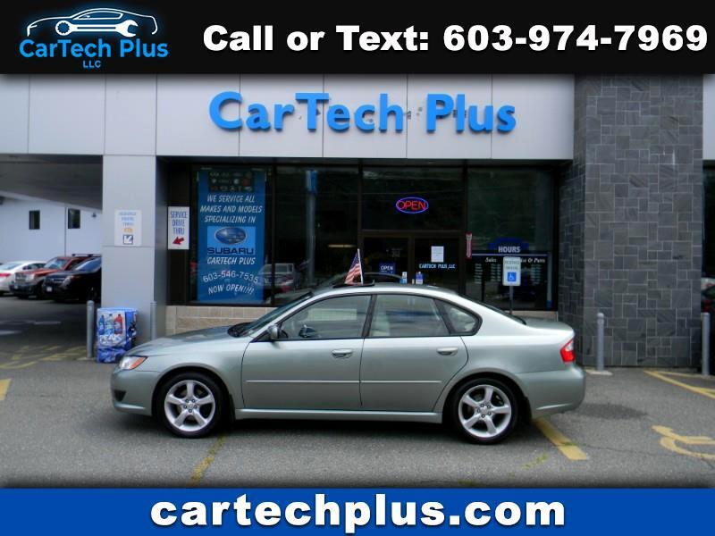2009 Subaru Legacy 2.5i SPECIAL EDITION GAS SIPPING AWD SEDAN