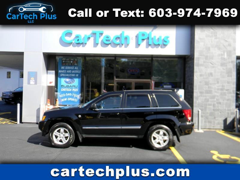2007 Jeep Grand Cherokee LIMITED 4WD MID SIZE HEMI POWERED SUV