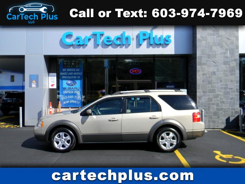 2007 Ford Freestyle SEL 7 PASSENGER AWD WAGON