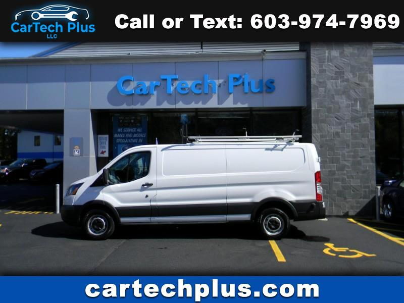 "2015 Ford Transit T250 EXTENDED VAN WITH 148"" WHEEL BASE"