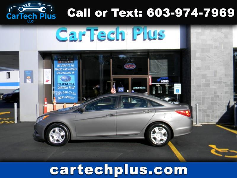 2013 Hyundai Sonata GLS GAS SIPPING SEDAN
