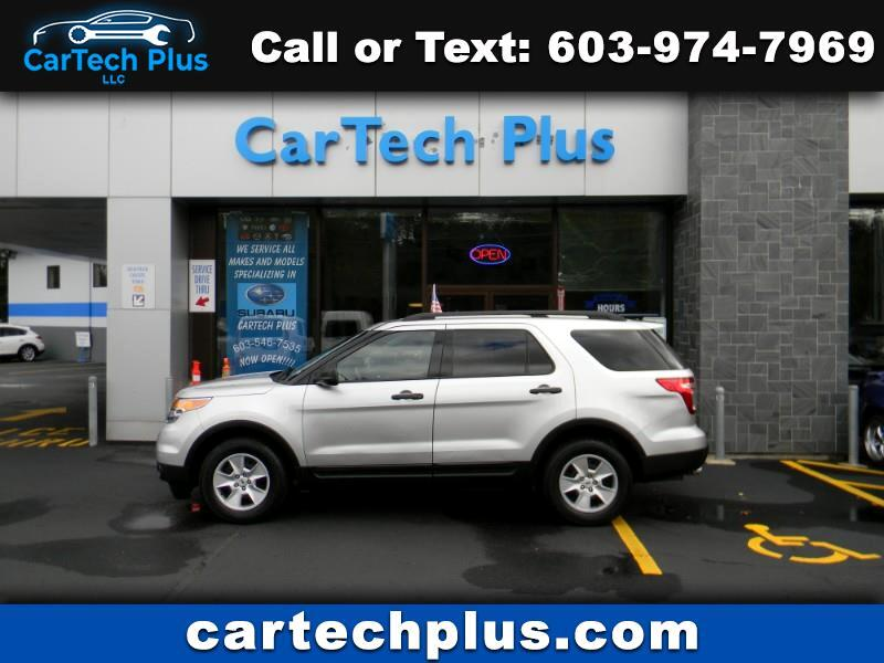 2014 Ford Explorer 4WD 7 PASSENGER MID SIZE SUV