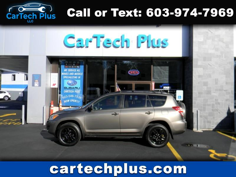 2010 Toyota RAV4 AWD GAS SIPPING 4 CYL. SUV