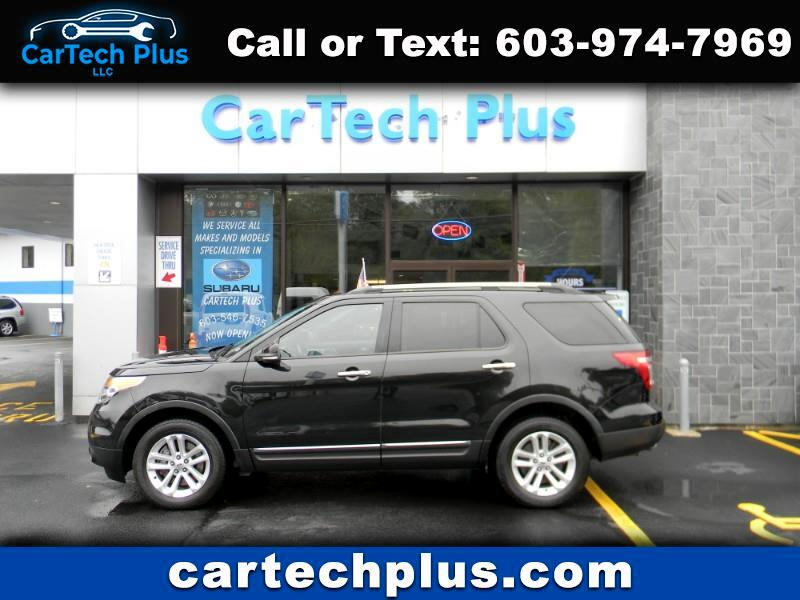 2013 Ford Explorer XLT 4WD 7 PASSENGER MID SIZE SUV
