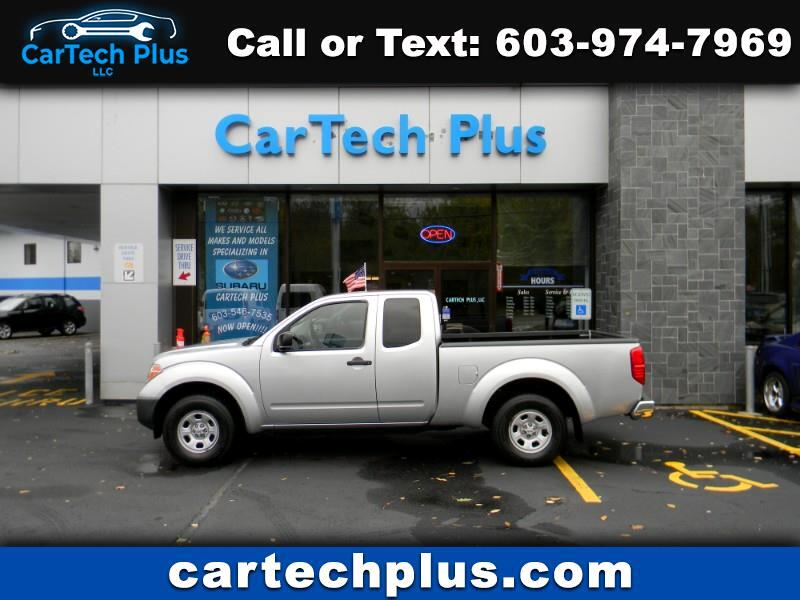 2005 Nissan Frontier 2WD KING CAB XE 2.5L 4 CYL. MID-SIZE TRUCK