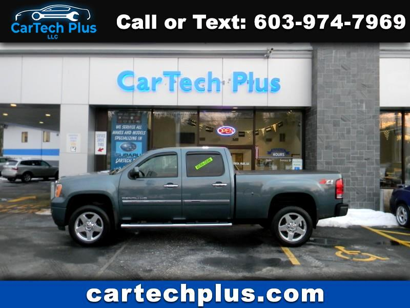 GMC Sierra 2500HD  2012