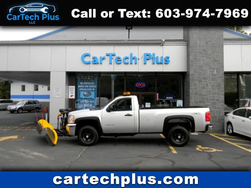 Chevrolet Silverado 2500HD  2010