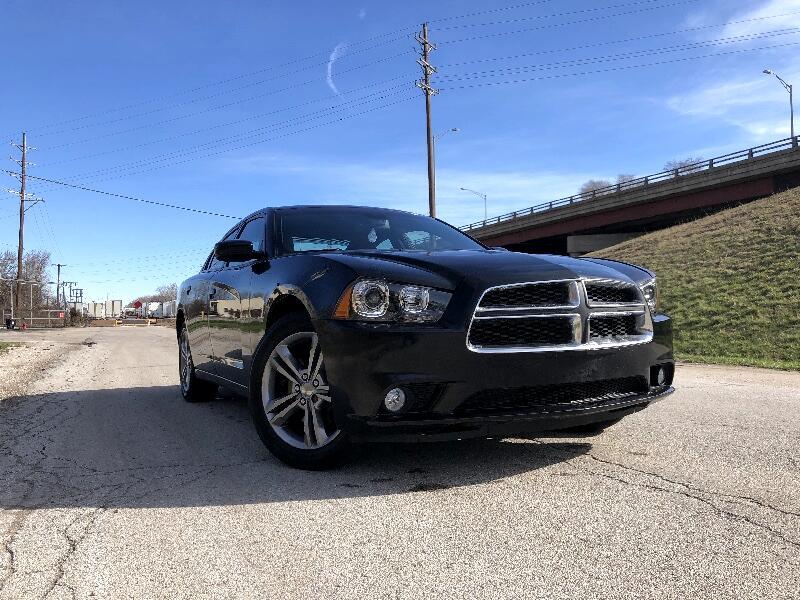 2014 Dodge Charger SXT AWD