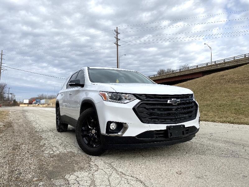 Chevrolet Traverse LT Cloth FWD 2018