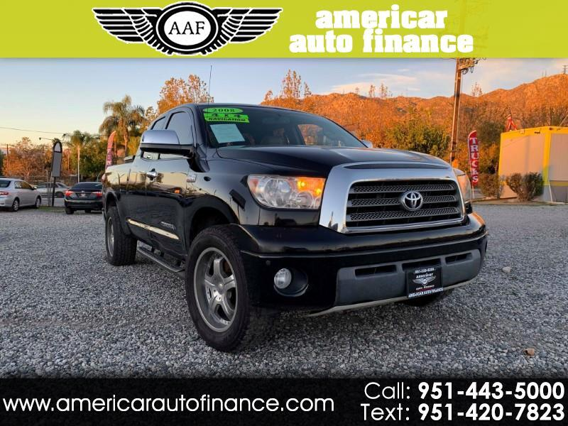 2008 Toyota Tundra Limited Double Cab 5.7L 4WD