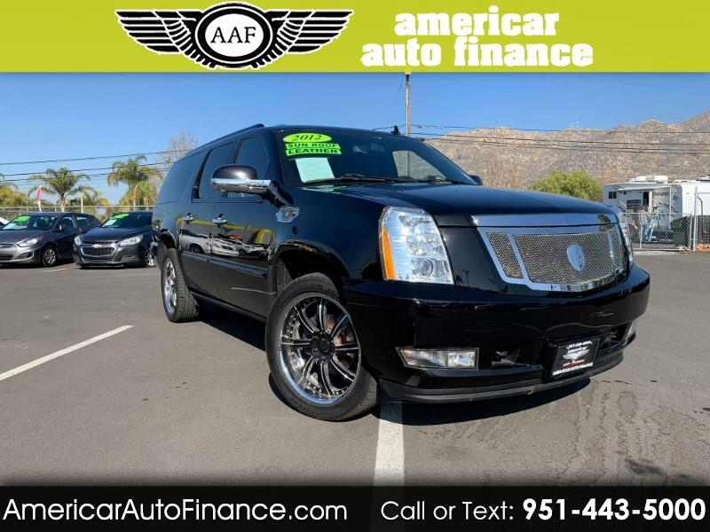 2012 Cadillac Escalade ESV AWD Luxury