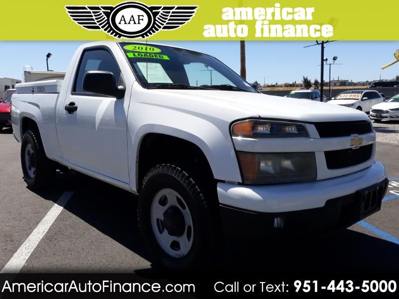 2010 Chevrolet Colorado Work Truck 4WD